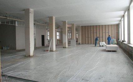 Капитальный ремонт офисов в
