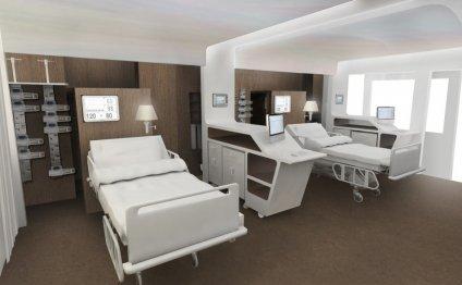 Ремонт больницы, поликлиники