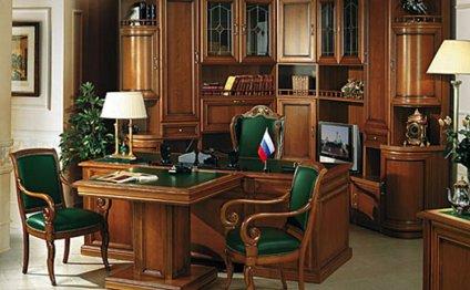 Ремонт кабинета руководителя