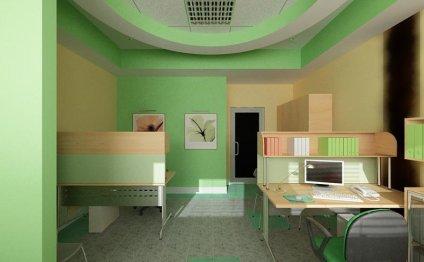 Ремонт офисов в Тюмени