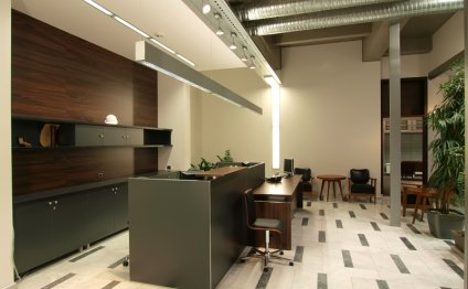 Ремонт офисов в стиле лофт с