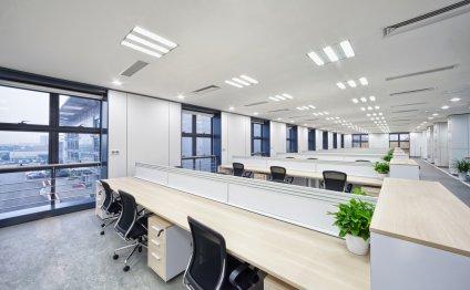 Ремонт офисов качественно под